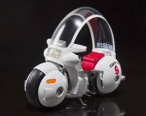 Dragon Ball S.H.Figuarts Bulma's Motorcycle