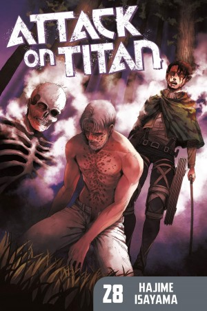 Attack on Titan, Vol. 28