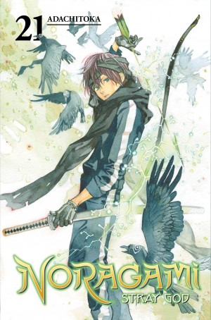 Noragami, Vol. 21