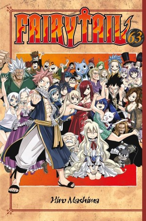 Fairy Tail, Vol. 63