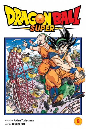 Dragon Ball Super, Vol. 08
