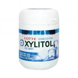 LOTTE Xylitol Ice Mint Sugar Free Gum