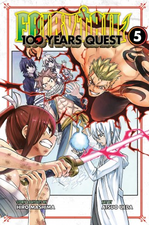 Fairy Tail, 100 years Quest Vol. 05