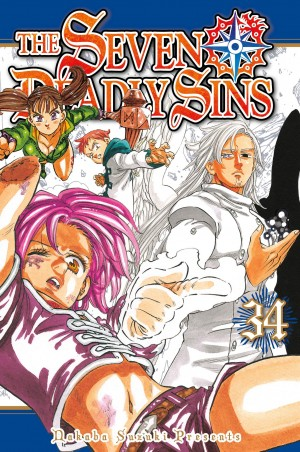 The Seven Deadly Sins, Vol. 34