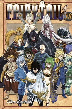 Fairy Tail, Vol. 58