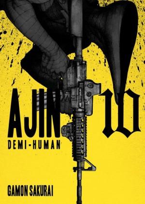 Ajin: Demi-Human, Vol. 10