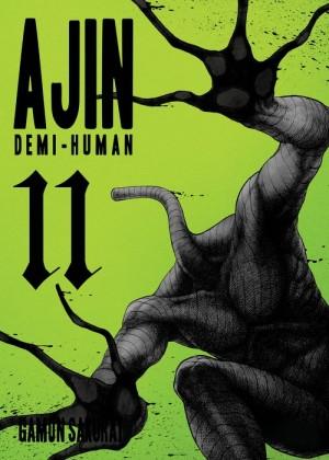 Ajin: Demi-Human, Vol. 11