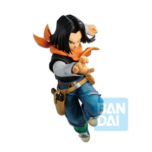 Dragon Ball Z Figure Android Battle with Dragon Ball Fighter Z Android 17
