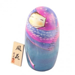 Kokeshi Doll - Fuka