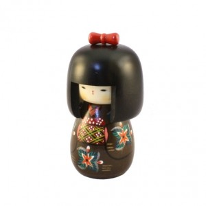 Kokeshi Doll - Full Bloom