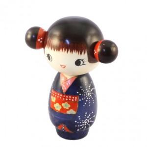 Kokeshi Doll - Gokigen