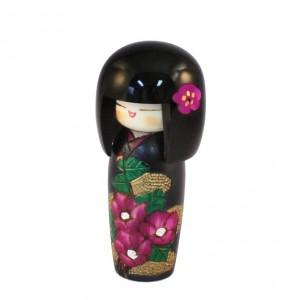 Kokeshi Doll - Hana-Shizuku