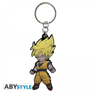 "DRAGON BALL - Keychain PVC ""DBZ/Goku"""