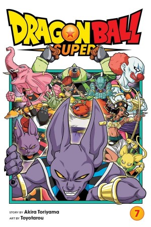 Dragon Ball Super, Vol. 07