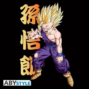 "T-SHIRT DRAGON BALL Z ""Gohan"" Large"