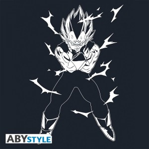"T-SHIRT DRAGON BALL Z ""Vegeta"" Medium"