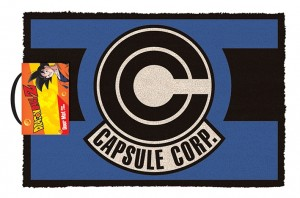 Dragon Ball Z - Doormat - Capsule Corp