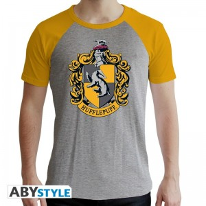 T-SHIRT Harry Potter Hufflepuff Extra Large
