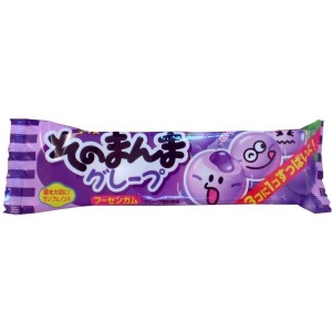 Grape Soft Centred Chewing Gum