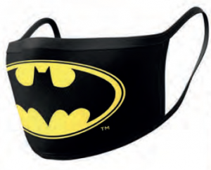 Batman Face Covering Masks Logo