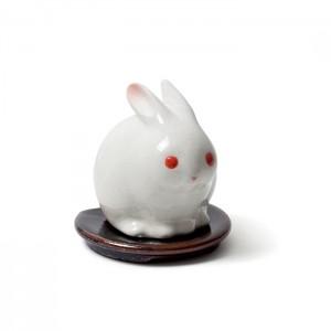 Shoyeido - Incense Burner - Red Eyes Rabbit