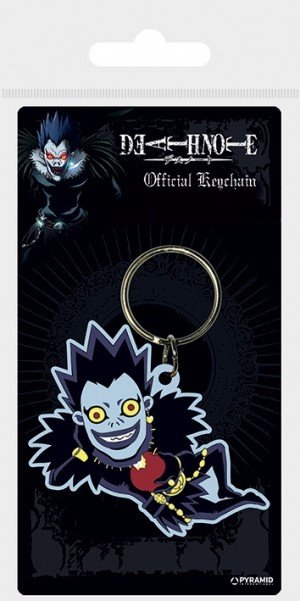 Death Note - Rubber Keychain - Ryuk