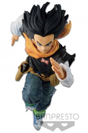 Dragon Ball Z Figure Banpresto World Figure Colosseum Vol. 3 Android 17