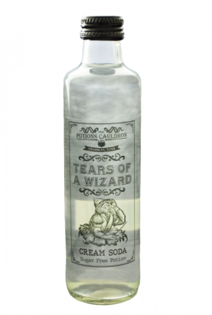 The Potion Cauldron - Tears of a Wizard - Cream Soda