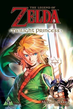 The Legend of Zelda: Twilight Princess Vol. 05