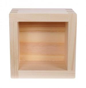 Wooden Sake Cup Masu