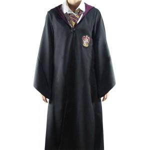 Harry Potter Wizard Robe Cloak Gryffindor Large