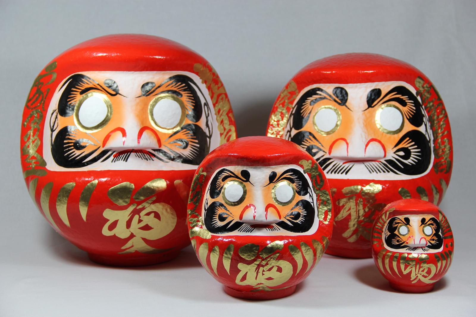 daruma japan craft